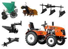 Минитрактор – полезный помощник фермера и хозяйственника